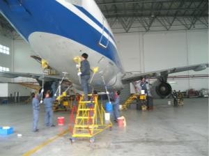 国航杭州维护基地