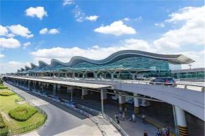 萧山国际机场航站楼