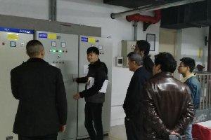 浙江出入境检验检疫局物业服务中心联合多部门开展消防安全联动检测活动